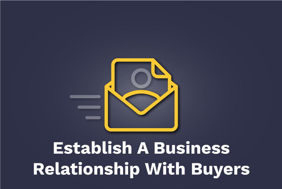 Establish-A-Business-Relationship-With-Amazon-Buyers