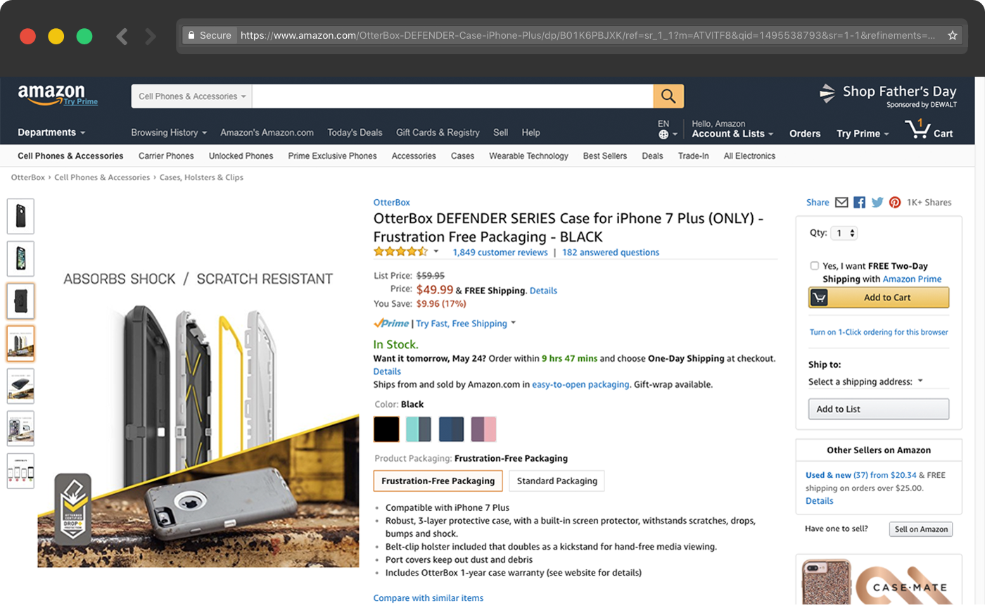 Amazon Listing Optimisation