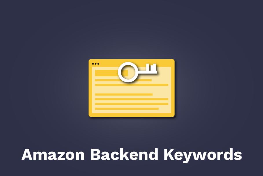 Amazon Backend Keywords