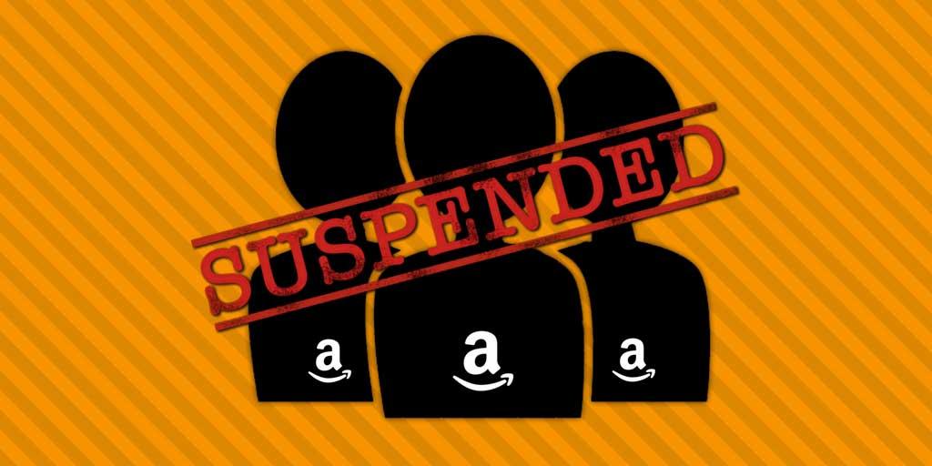 amazon suspension appeal letter