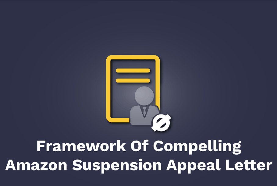 amazon suspension appeal letter